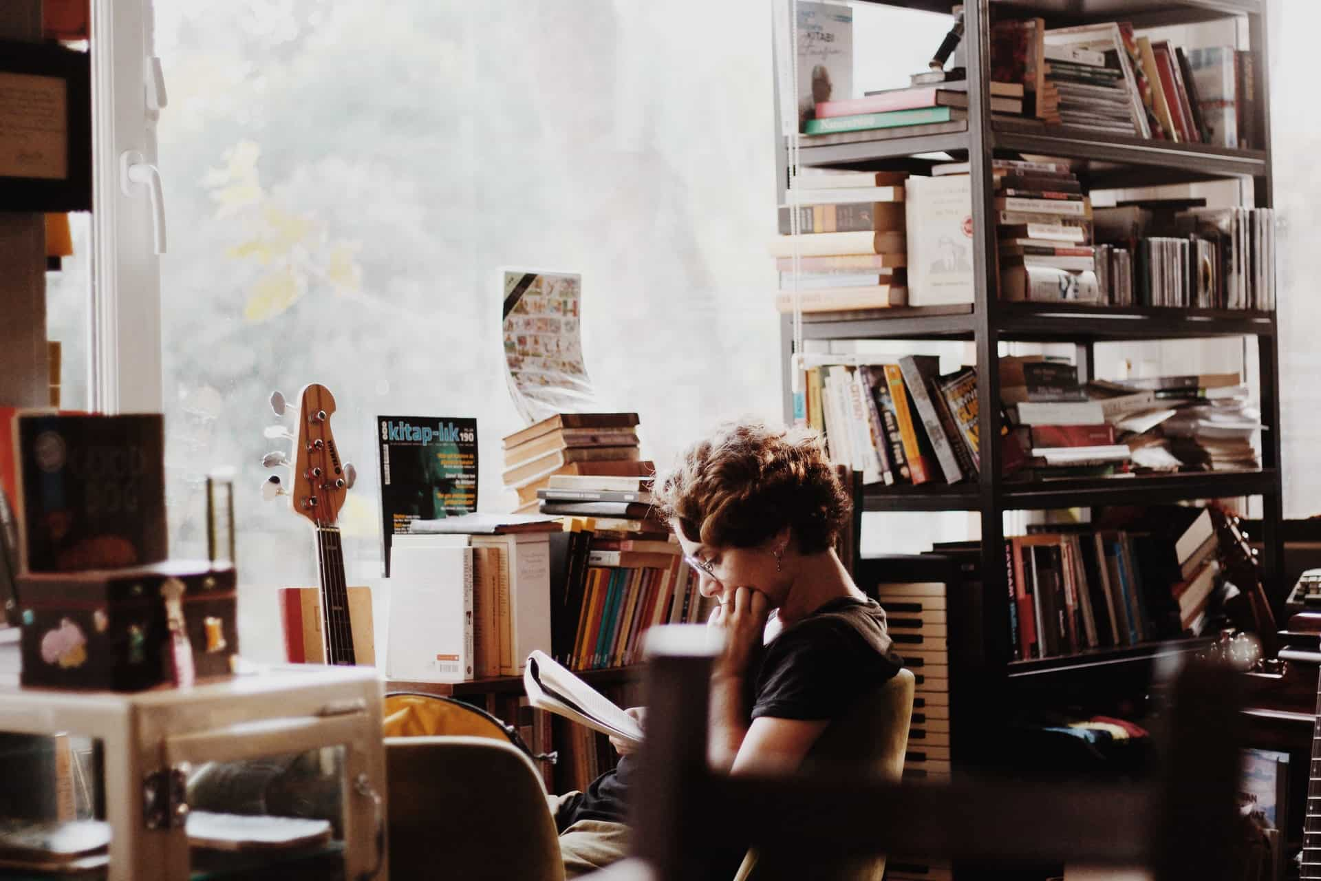 4 Books to Help You Start a Reading Habit